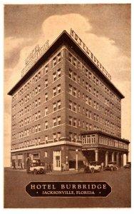 Florida  Jacksonville , Hotel Burbridge