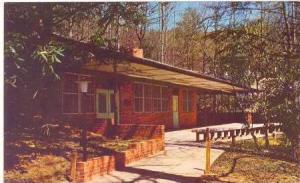 Winsborough Building, Montreat, North Carolina, 40-60s