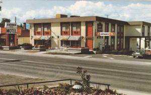 Sandman Motel, Kamiloops, British Columbia, Canada, 40-60s