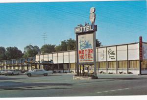 OTTAWA , Ontario , Canada , 50-60s ; Butler Motor Hotel