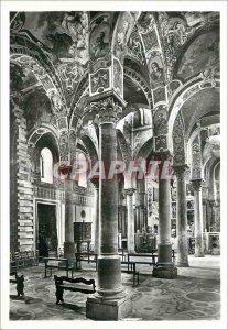 Postcard Modern Palermo Church of Martorana Interior