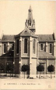 CPA Grenoble L'Eglise Saint-Bruno (684917)