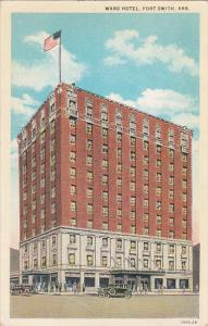 Exterior,  Ward Hotel,  Fort Smith,  Arkansas, 00-10s