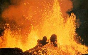 HI - Hawaiian Volcano Eruption