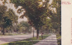 ST. PAUL , Minnesota , 1901-07 ; Summit Avenue