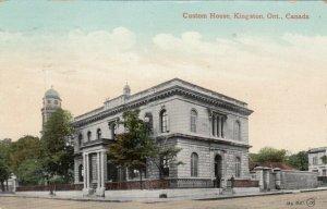 KINGSTON, Ontario, Canada, 1912 ; Custom House