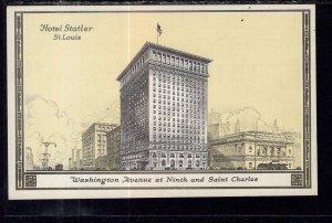 Hotel Statler,St Louis,MO