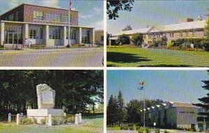 Canada Post Office Hospital Brooks Alberta