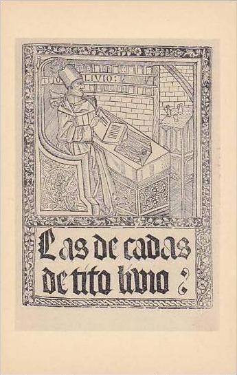 California San Marino Early Spanish Imprint Titus Livius Historiae Romanae De...