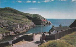Quidi Vidi Battery Historic Site, St John's, Newfoundland, Canada, 1940-60s