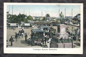 dc359 - BRIDGETOWN Barbados 1910s Trafalgar Square