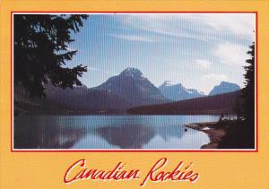 Canada Bow Lake Icefield Parkway Alberta