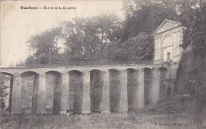 Doullens, Somme department , Picardie , France , 00-10s - Entree de la Citadelle