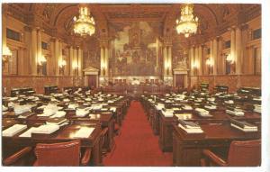 Harrisburg, PA, Chamber of the Pennsylvania House of Representatives