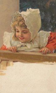Girl in a bonnet , 00-10s