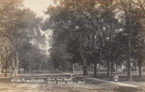 RP: PRINCETON , Illinois , 00-10s ; Park Ave. West