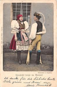 bc65657 slovakia kroje na Marave Skoronice u Kyjova Folk Folklore Type