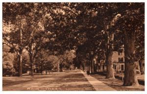 Connecticut  Simsbury , Main Street looking North