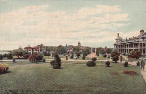 Virginia HamptonCeneral View National Soldiers Home 1911