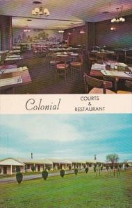 Arkansas Morrilton Colonial Courts and Restaurant
