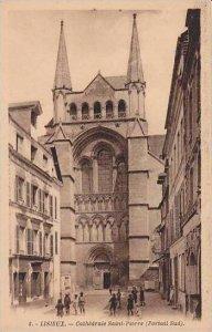 France Lisieux La Cathedrale Saint Pierrre