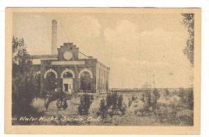 Water Works Sarnia, Ontario, Canada, 1900-1910s