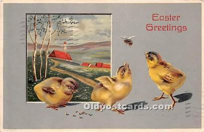 Easter Postcard Post Card