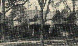 Home of Francis Willard - Evanston, Illinois IL