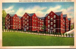 West Virginia Morgantown Men's Dormitories University Of West Virginia C...
