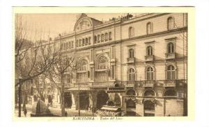 Teatro de Liceo, Barcelona, Spain, 00-10