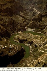 Arizona Phoenix Salt River Canyon