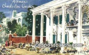 Altman's Charleston Garden Restaurant, New York City, NYC Postcard Post Card ...