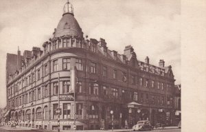 DONCASTER, Yorkshire, England, 1930-1950s; Danum Hotel