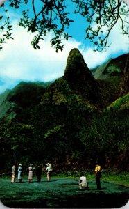 Hawaii Maui The Iao Needle