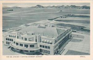 Brazil Rio De Janeiro Santos Dumont Airport