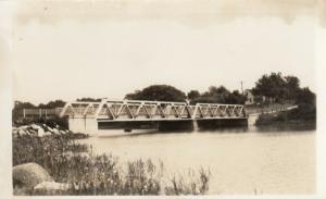 RP: SIMCOE , Ontario , Canada , 30-40s ; Woodlawn Bridge