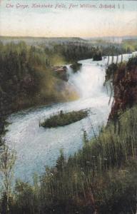 Canada Ontario Fort William The Gorge Kakabeka Falls