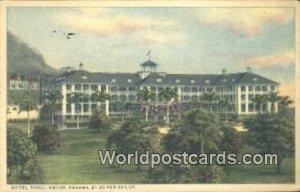 Hotel Tivoli, Ancon Panama Panama Unused