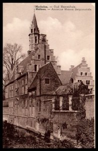 Ancienne MaisonSeigneuriale,Malines,Belgium BIN