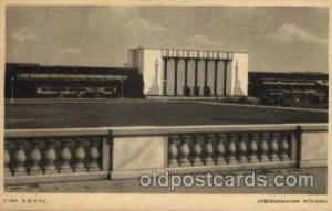Chicago Worlds Fair Exposition 1933 - 1934, Unused