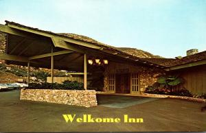 California Escondido Welkome Inn Restaurant Entrance Lawrence Welk's Cou...