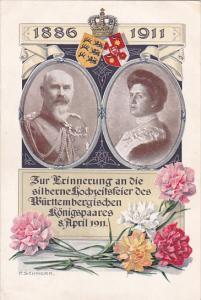 RP: Kaiserseit 1911 Portrait , Germany