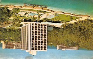 Flagler Inn, Paradise Island Nassau, Bahamas Virgin Islands Writing on back