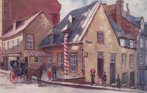 TUCK #7386, Montcalm House, Quebec, Canada, 1900-1910s