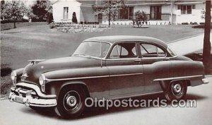 1952 Oldsmobile 88 Deluxe 4 Door Sedan Auto, Car Unused