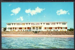 The Swank Beach Motel and Restaurant,Eagle River,MI