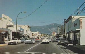 Canyon Street , Creston , B.C. , Canada , 40-60s