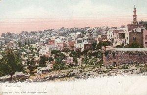 BETHLEHEM , Israel, 00-10s ; Panorama