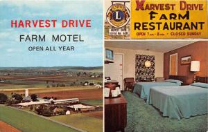 Pennsylvania  Gordonville   Harvest Drive Farm Motel  and Restaurant