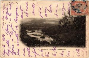 CPA Vallée de l'Ivondro á Sahafatra. MADAGASCAR (626064)